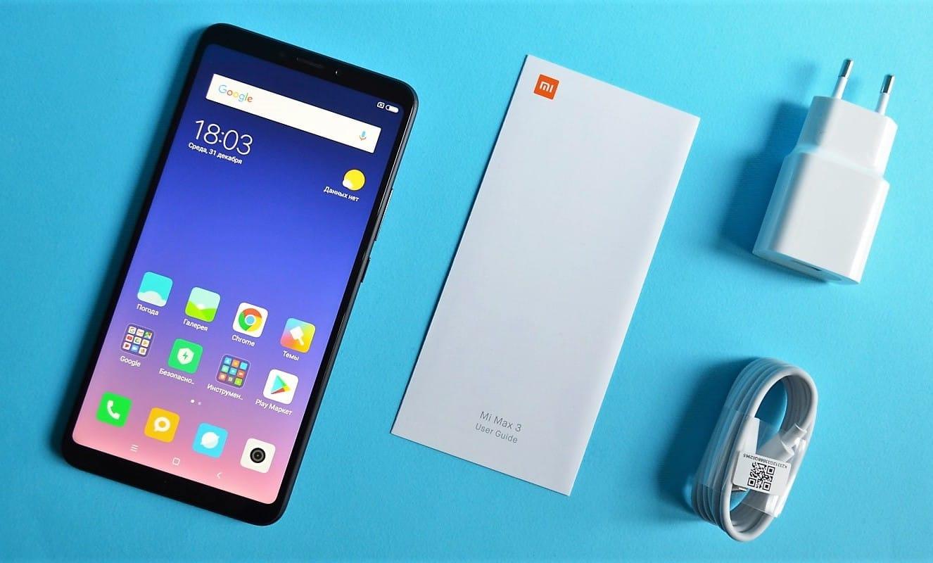Xiaomi Mi Max 4 — Дата выхода в России, характеристики и цена